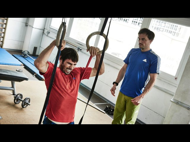 Kevin Jorgeson Talent meets training