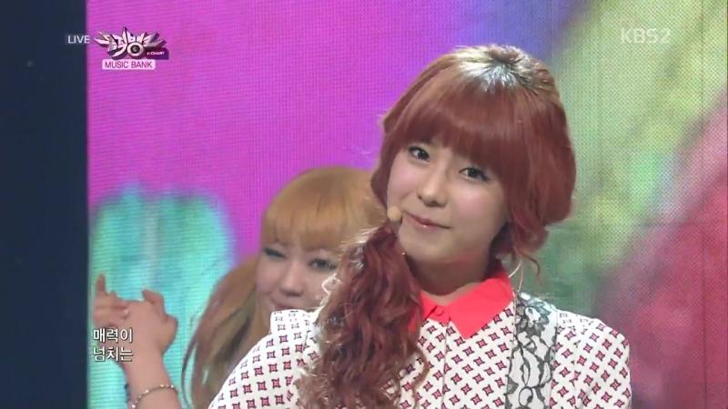 Предебют Чжиан Live HD 130531 주니엘 귀여운 남자 Pretty Boy @ KBS2 뮤직뱅크