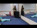 Джани. тренировки. танец живота. отработываем тряску