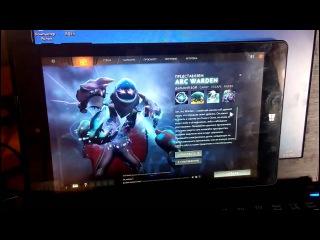 Qumo Vega 8009w обзор игры Dota 2