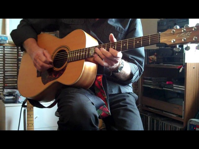 E Blues Licks by Max Milligan