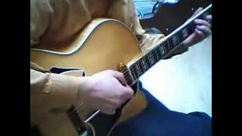 Jazz Medley Solo Jazz Guitar
