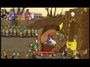Castle Crashers 2 серия победа нам монстром котом
