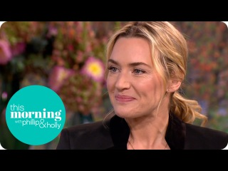 Kate Winslet - The Dressmaker Interview   This Morning