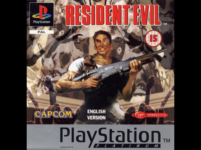 Marach Peace of Mind Save Room Resident Evil cover
