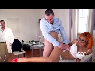 Rose Valerie (Doctors United - Double Penetration In The Medical Room / )[2016,Anal,Glasses,Milf,DP,Blowjob,Porno,HD]
