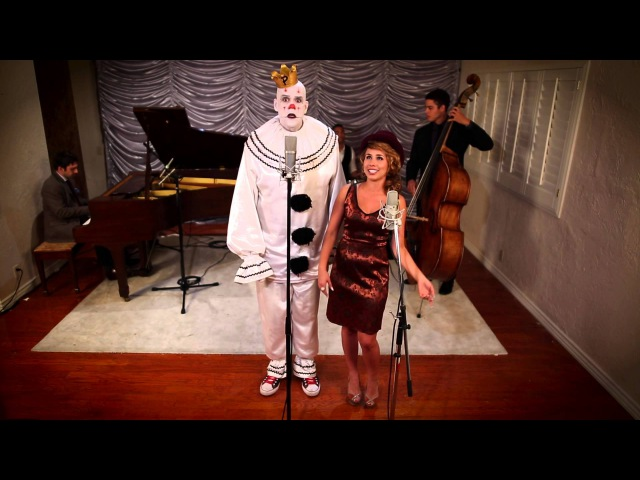 Mad World Vintage Vaudeville Style Cover ft Puddles Pity Party Haley Reinhart