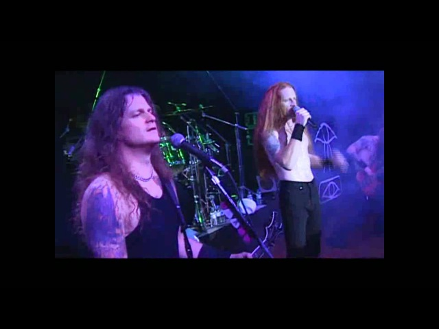 Iced Earth I Died For You Alive In Athens 1999