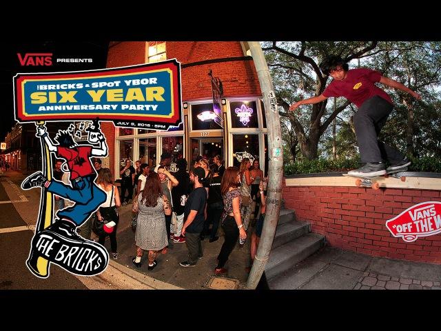 The Bricks SPoT Ybor 6 Year Anniversary Party