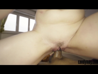 Candy mays - inside me (hd) [amateur, blonde, pussyfcuking, ride]