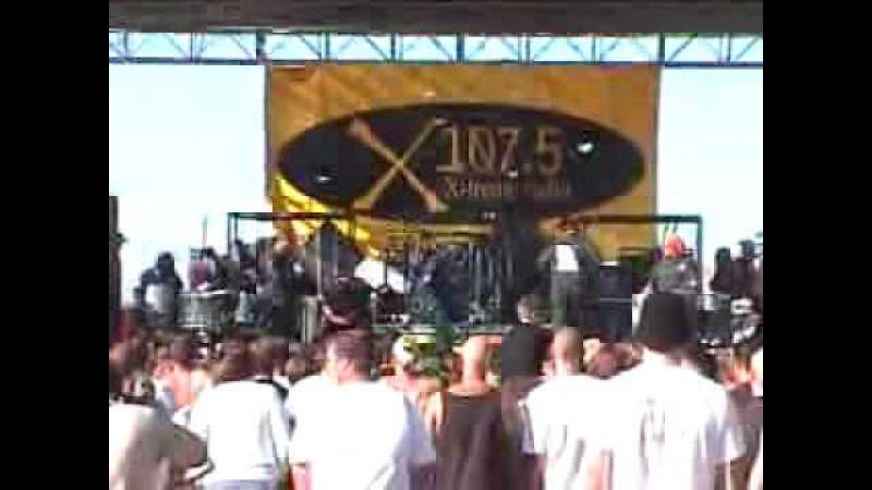 SlipKnoT - 742617000027 (Sic) Live, Las Vegas, Nevada 1999 RARE