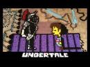 Undertale - In Dominoes (80,000 Dominoes!)