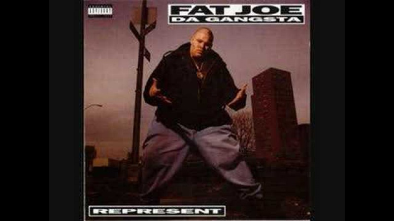 Fat Joe Livin' Fat represent da gangsta