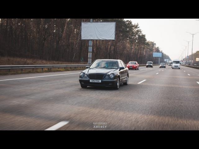Тест Драйв Mercedes W210 E430 Легенды 90х PRO100Drive