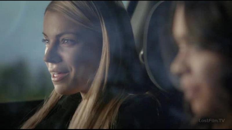 Дневники вампира - 7.16 -Мэри-Луиза и Нора погибают, уничтожая камень Феникса (Озвучка LostFilm)