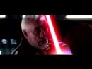 Граф Дуку против Оби Вана Кеноби и Энакина Скайуокера Звёздные Войны Эпизод 3 Месть Ситхов