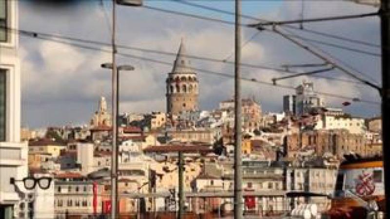 Руссо туристо 1 сезон 11 выпуск Стамбул
