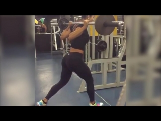 Alessandra Pinheiro Female Bodybuilding Motivation from IFBB Figure Pro - Fitness Babes