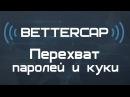 Kali Linux 2 0 Перехват паролей и куки Bettercap в Wi Fi сетях