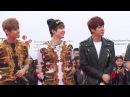 BTS награждение победителей World K-Pop Festival [140614 Festival «Bridge to Korea» Moscow]