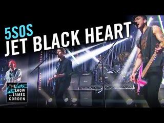 5 Seconds of Summer: Jet Black Heart