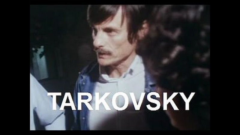 Meeting Andrei Tarkovsky Cinema Is A Mosaic Made Of Time Engl Subs
