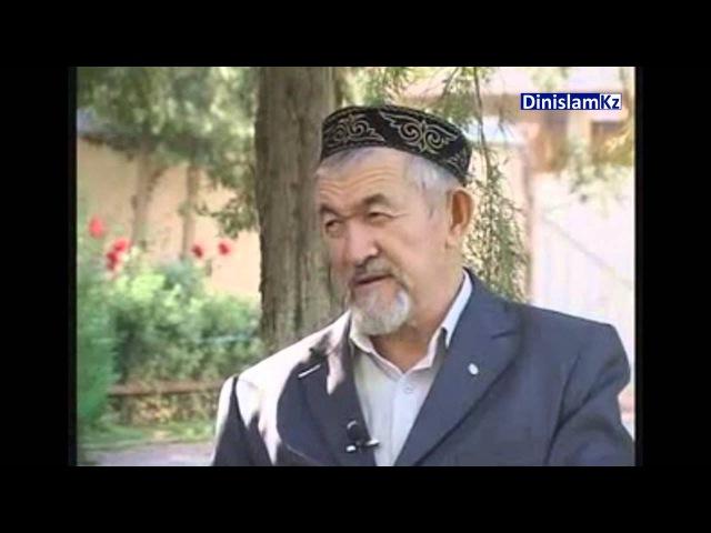 Абдулла Жолдас Мансұх хадистер балақ кесу жайлы хадис