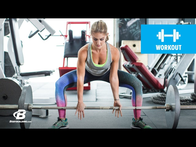 Superset Your Way To Super Legs | Alex Silver-Fagan