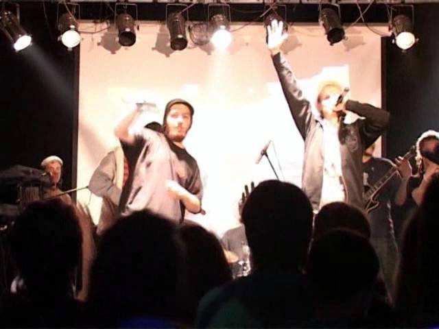 DaBudz Дабац JahGun Band live @ Ikra 28 04 2007 Москва