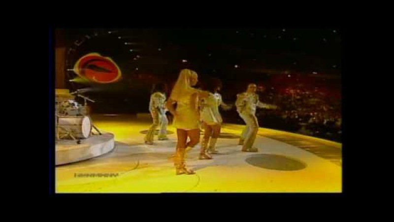 Eurovision 2000 15 Germany *Stefan Raab* *Wadde hadde dudde da?* 16:9 HQ