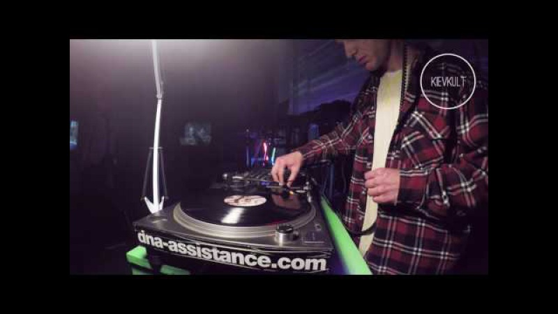 DJ Salmanov kievkult @ IZOLYATSIA