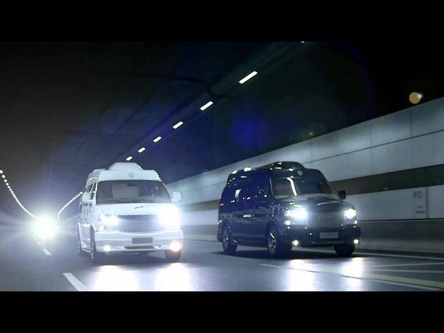 GMC Premier Motorcoach Luxury Conversion Van