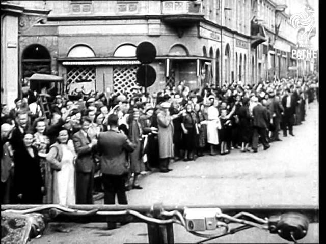 Немецкое Вторжение В СССР - Июнь (1941)