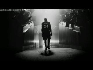 """Баскетболист Коби Брайант дирижирует толпой в рекламе Найк / NIKE Kobe Bryant """"The Conductor"""""""
