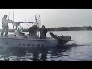 Ржач на рыбалке - Приколы