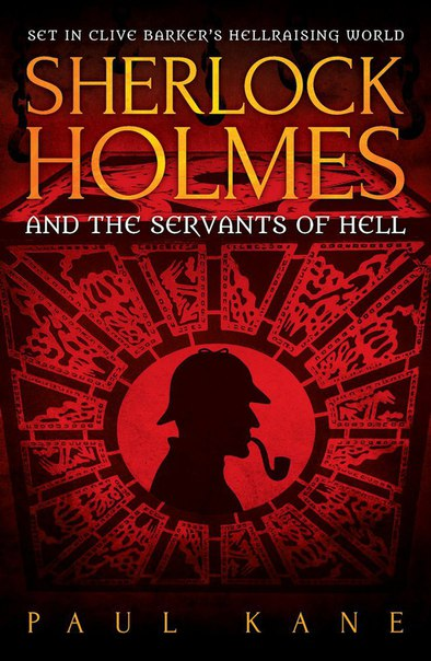 Sherlock Holmes and the Servant - Paul Kane