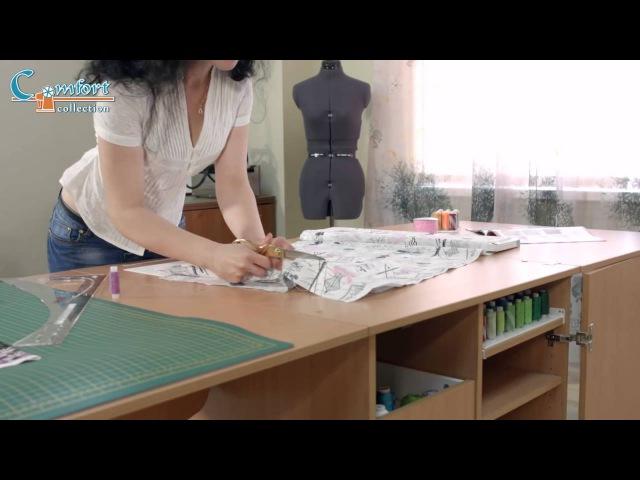 Швейный Стол КОМФОРТ это рекламный ролик, но полезный