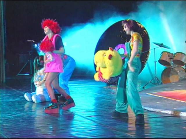 группа Президент Амазонка концертная съёмка песни Маленькая девочка Союз 21