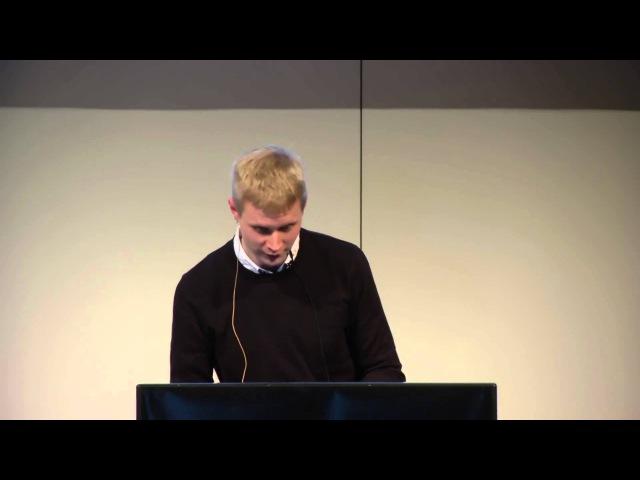 Traue keinem Scan, den du nicht selbst gefälscht hast - von David Kriesel