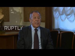 Россия: Извинитесь для чего Лавров опровергает обвинения BBC над докладом MH17.