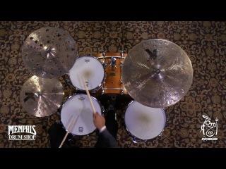 "Zildjian 14"" K Custom Special Dry Hi Hat Cymbals - Pair - 864/1413g (K1408-1011617C)"