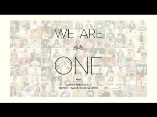 Tanya x amei x sandy x naying x rainie x elva x alin x s we are one