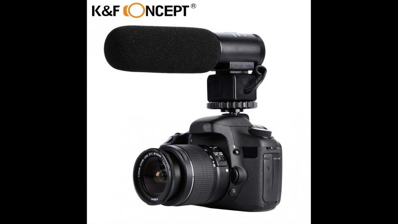 Camera Microphone cm-500 Микрофон камеры cm-500
