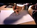 Simon Bisley draws Constantine Hellblazer at MFKiG 2016