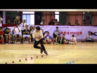 SSO 2015 JRM 1st Zhang Hao