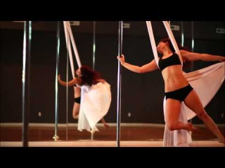 Pole Dance & Pole Silks at La Luna Aerial Arts