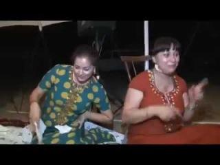 TURKMEN Tejen Toyy Leyla Shadurdyyewa Bahar Hojayewa Kakysh Nazarow 1 nji bolegi dowamy