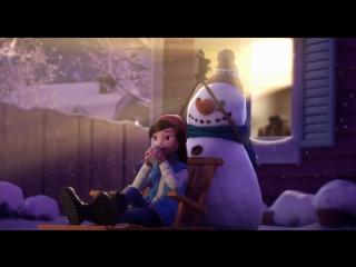 Трогательная новогодняя короткометражка