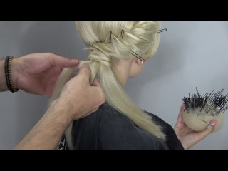 Braiding and twisting techniques!