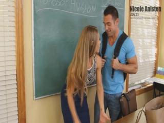 Nicole Aniston My first sex teacher sex porno brazzers чулки порно секс училка ебет сперма раком минет дрочит большие сиськи
